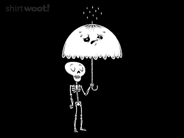 Best Friends Umbrella T Shirt