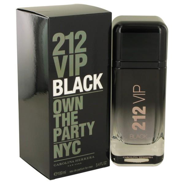 212 Vip Black - Carolina Herrera Eau de Parfum Spray 100 ml