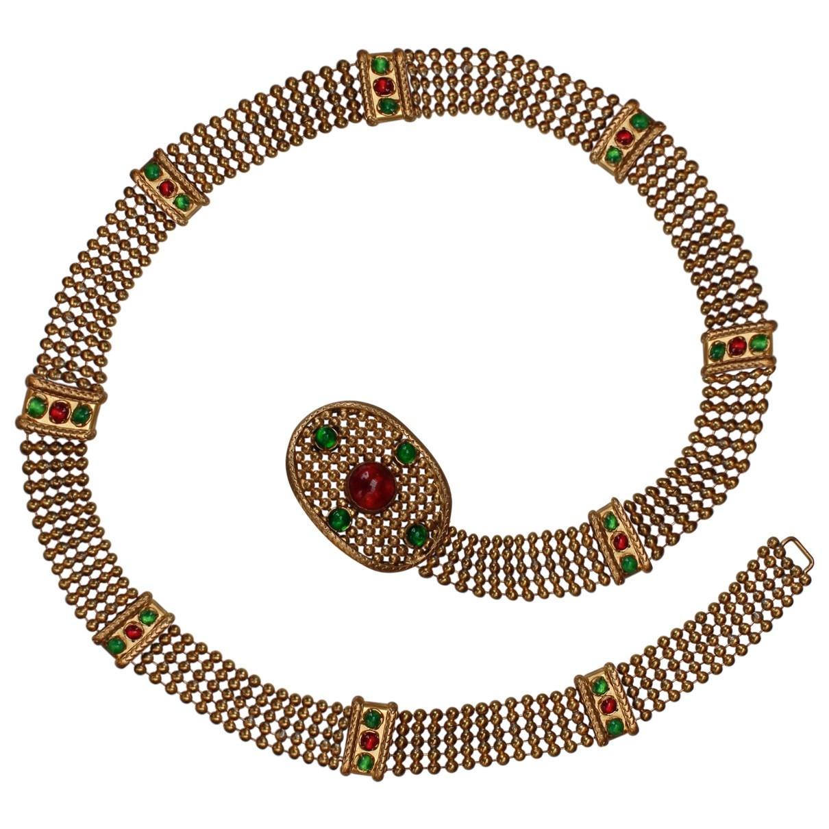 Cinturon Chanel