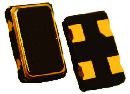 MERCURY , 25MHz Clock Oscillator, ±50ppm HCMOS, 4-Pin SMD 3H53ET-25.000