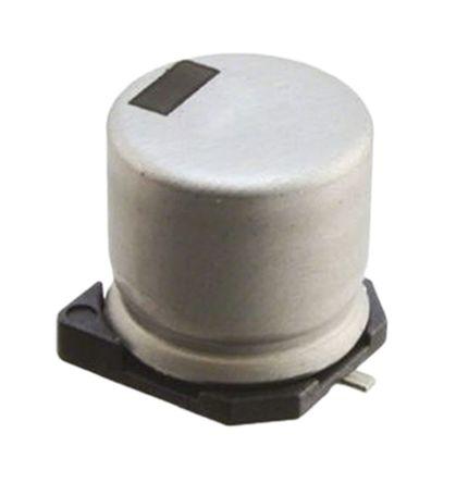 Vishay 22μF Electrolytic Capacitor 100V dc, Surface Mount - MAL215097903E3 (5)