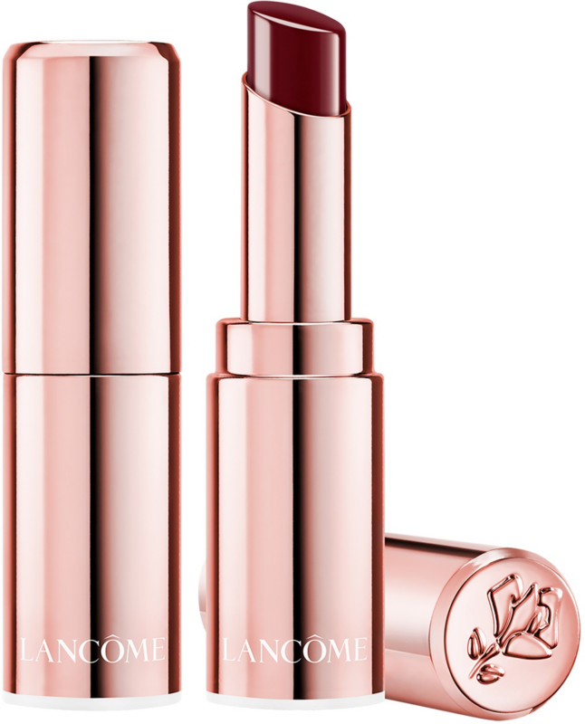 L'Absolu Mademoiselle Shine Lipstick - 397 Call Me Shiny (deep plum)