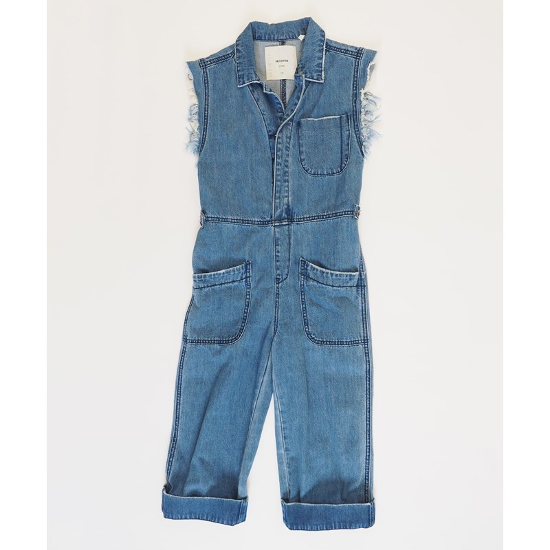 KIDS RANCH SAFARI CAMP OVERALLS