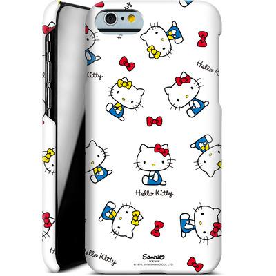 Apple iPhone 6s Smartphone Huelle - Hello Kitty and Mimmy Pattern von Hello Kitty