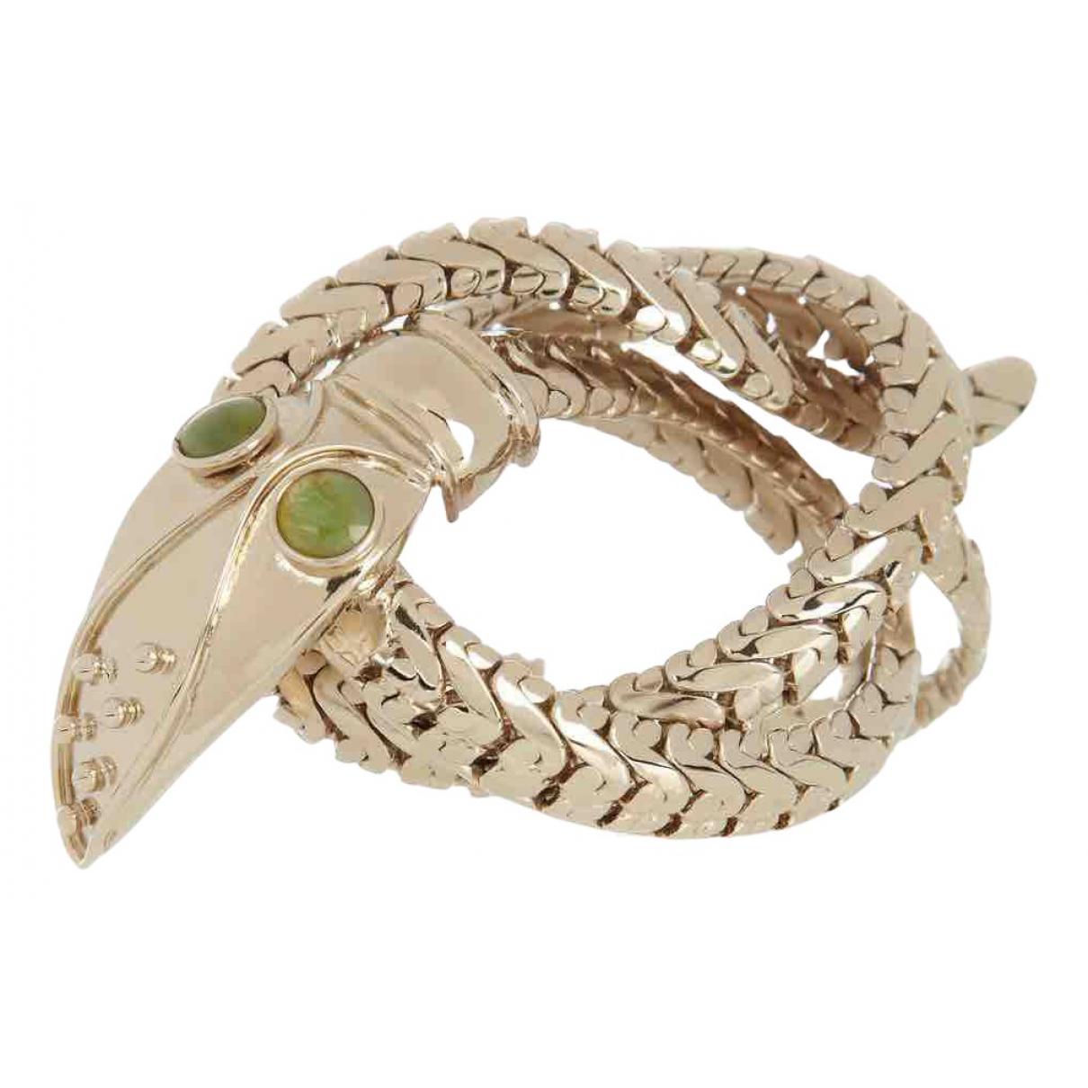 Giambattista Valli - Bracelet   pour femme en plaque or - dore