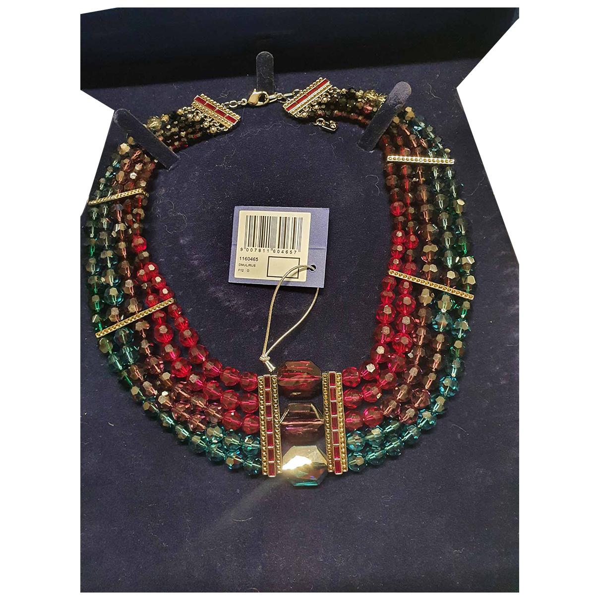 Swarovski - Collier   pour femme en cristal - multicolore