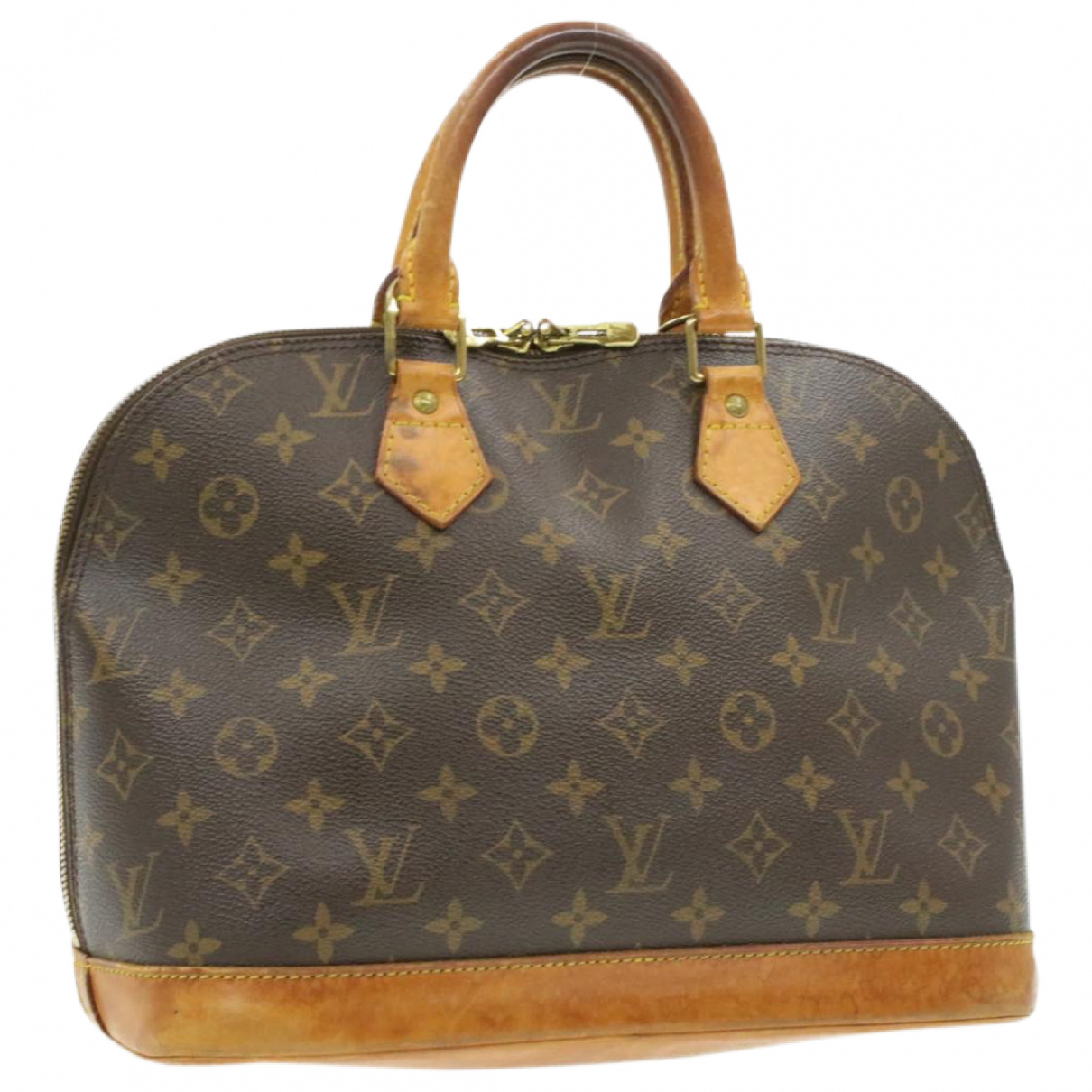 Bolso Alma de Lona Louis Vuitton