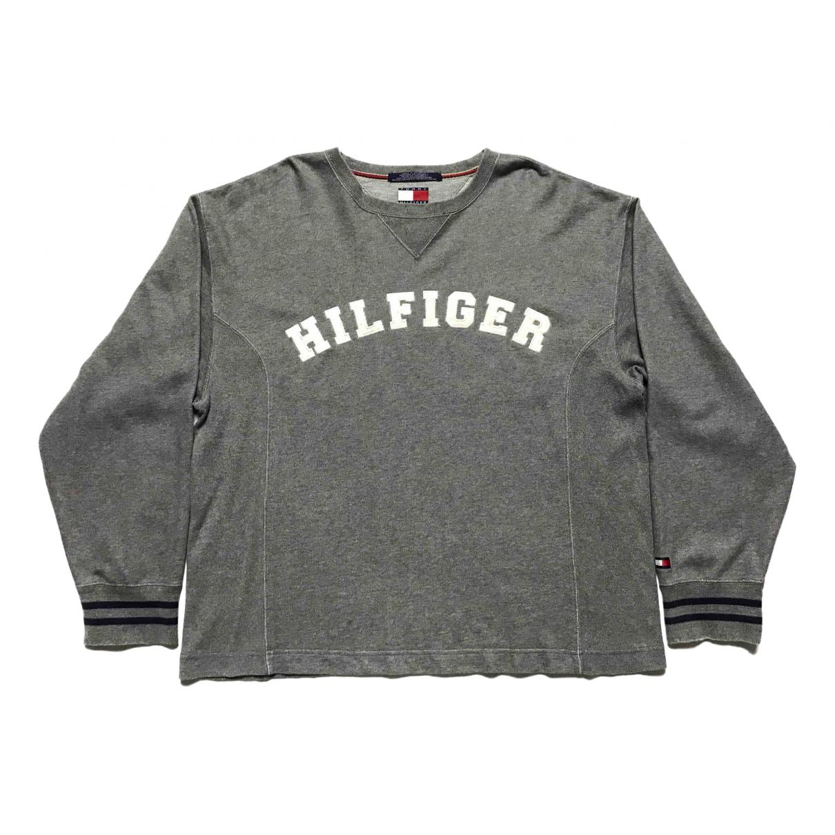Tommy Hilfiger - Pulls.Gilets.Sweats   pour homme en autre - gris