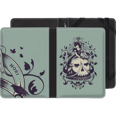 Kobo Glo eBook Reader Huelle - Mrs Death von Enkel Dika