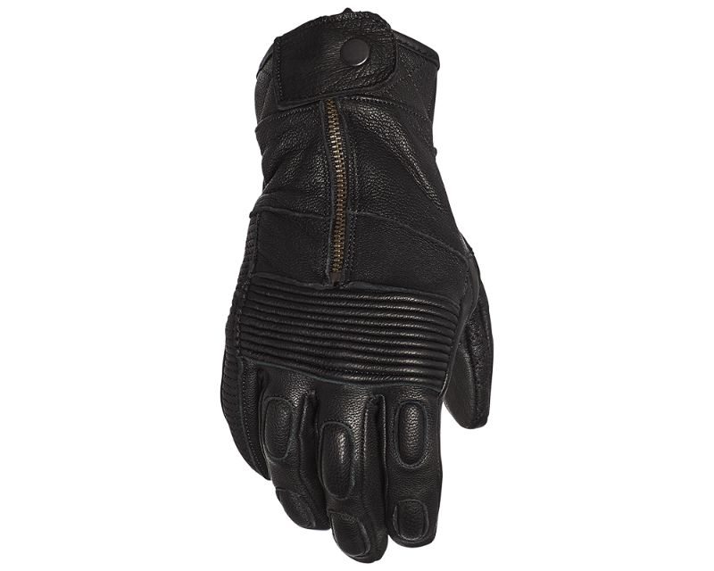 Speed and Strength 885332 Duchess Leather Gloves Black WSM