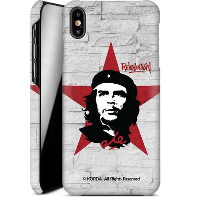 Apple iPhone XS Max Smartphone Huelle - Revolucion von Che Guevara