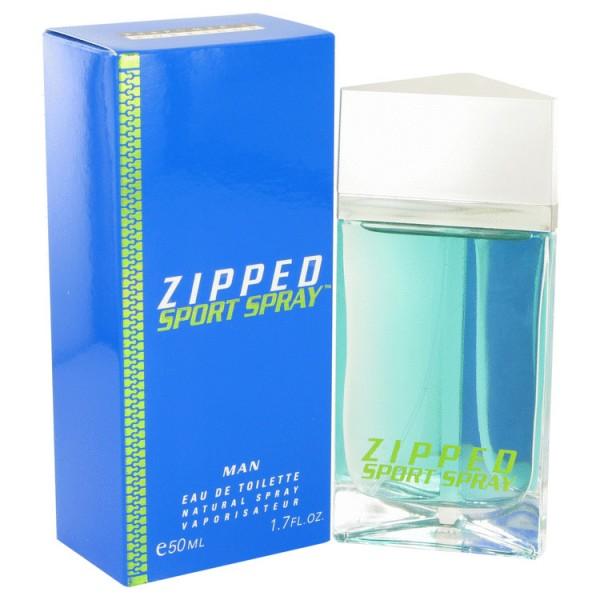 Samba Zipped Sport - Perfumers Workshop Eau de toilette en espray 50 ML