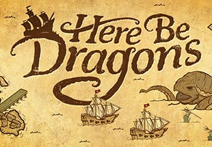 Here Be Dragons Steam CD Key