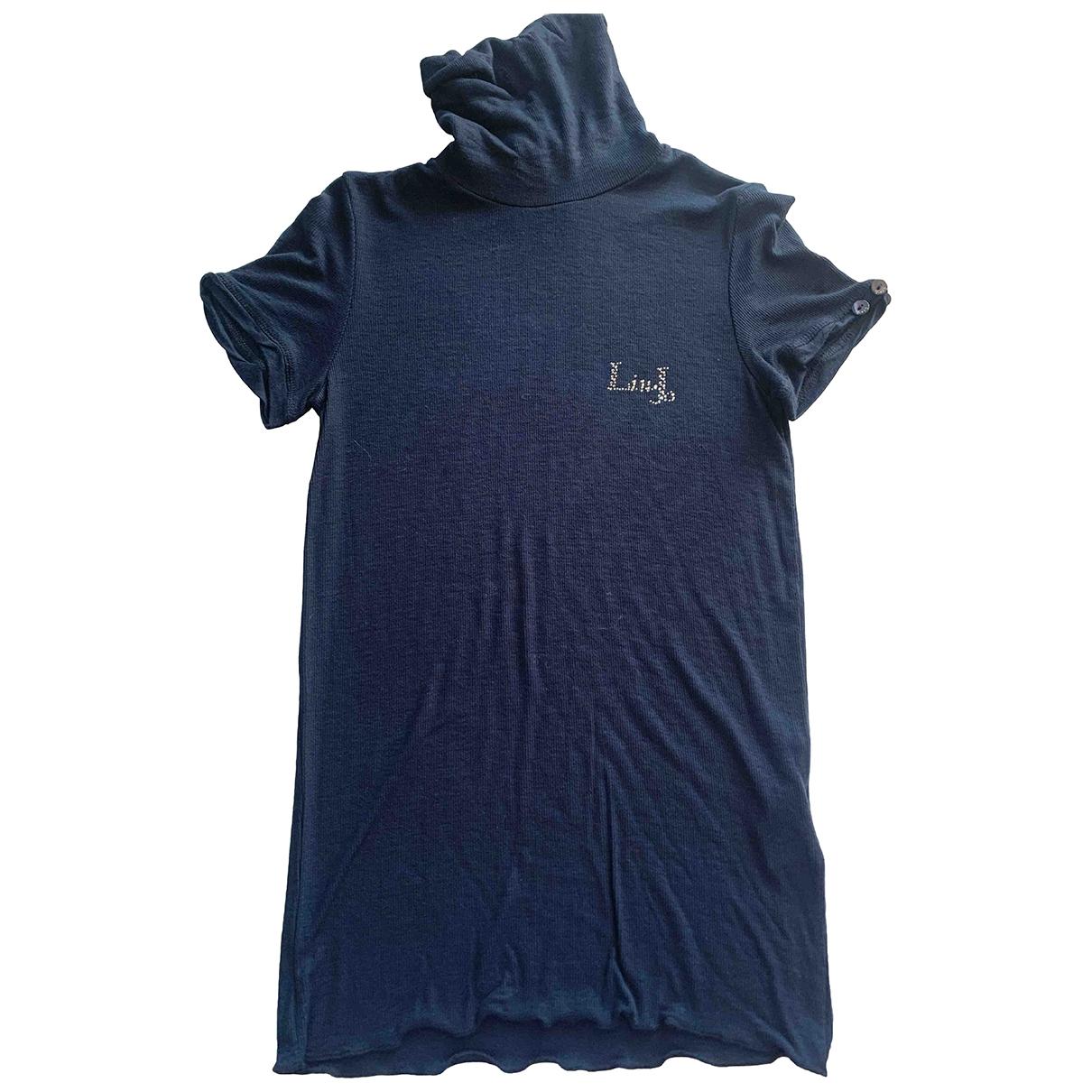 Liu.jo \N Blue Knitwear for Women 42 IT