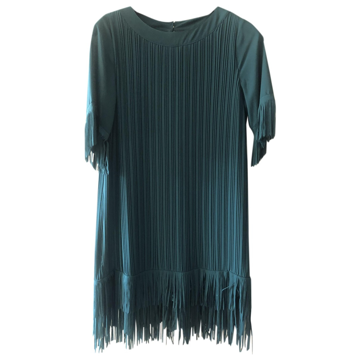 Silvian Heach N Green dress for Women 40 IT