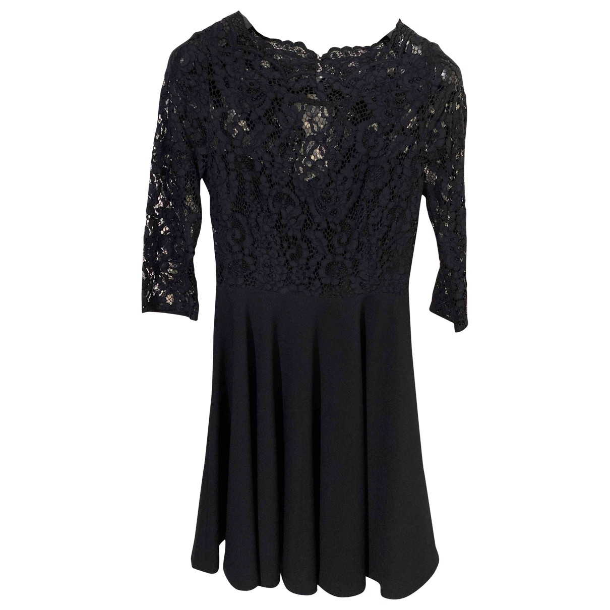 Claudie Pierlot \N Kleid in  Blau Polyester