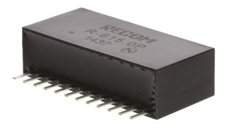 Recom Non-Isolated DC-DC Converter, 5V dc Output, 1A