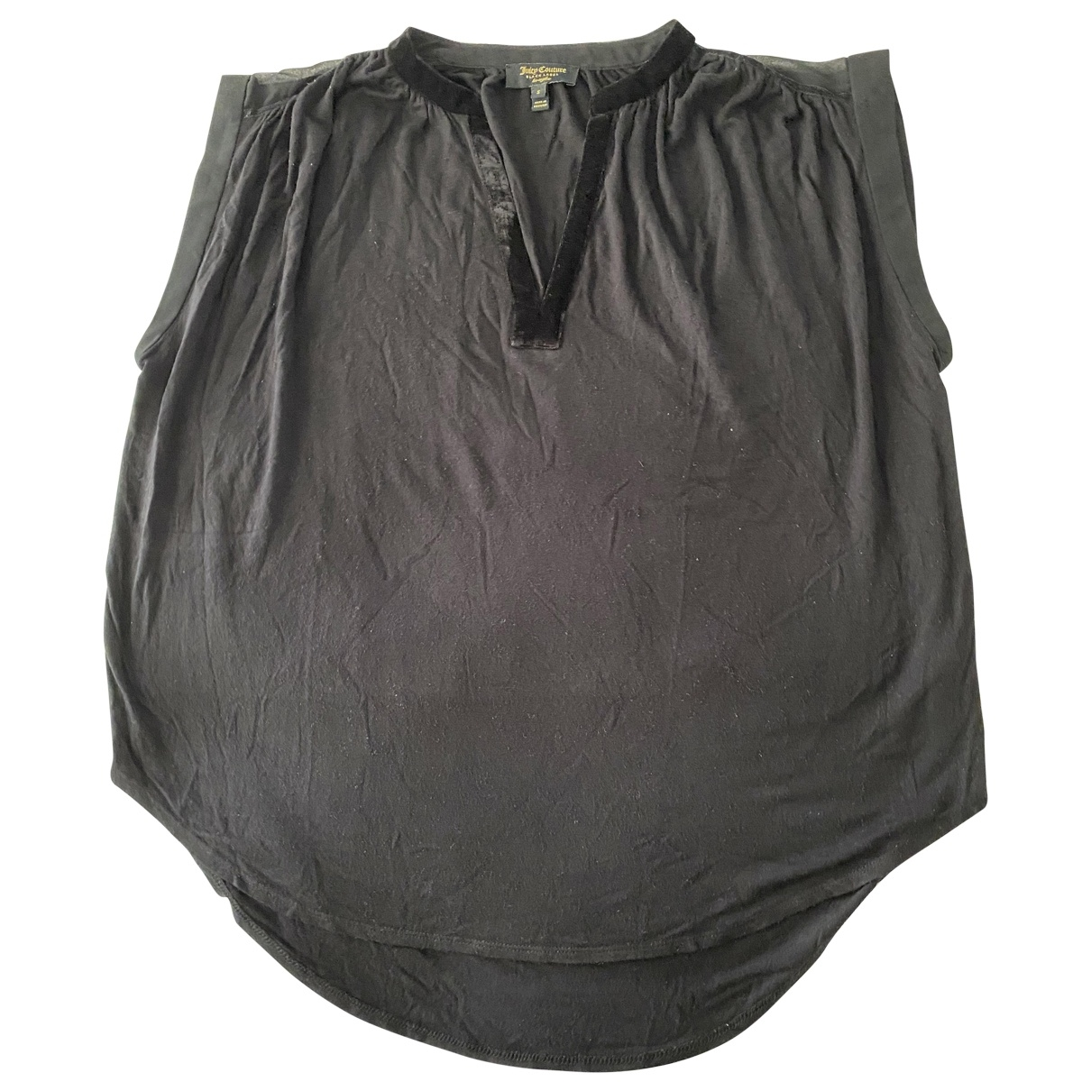 Juicy Couture - Top   pour femme - noir
