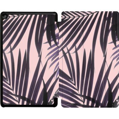 Amazon Fire HD 8 (2017) Tablet Smart Case - Delicate Jungle Theme von Emanuela Carratoni