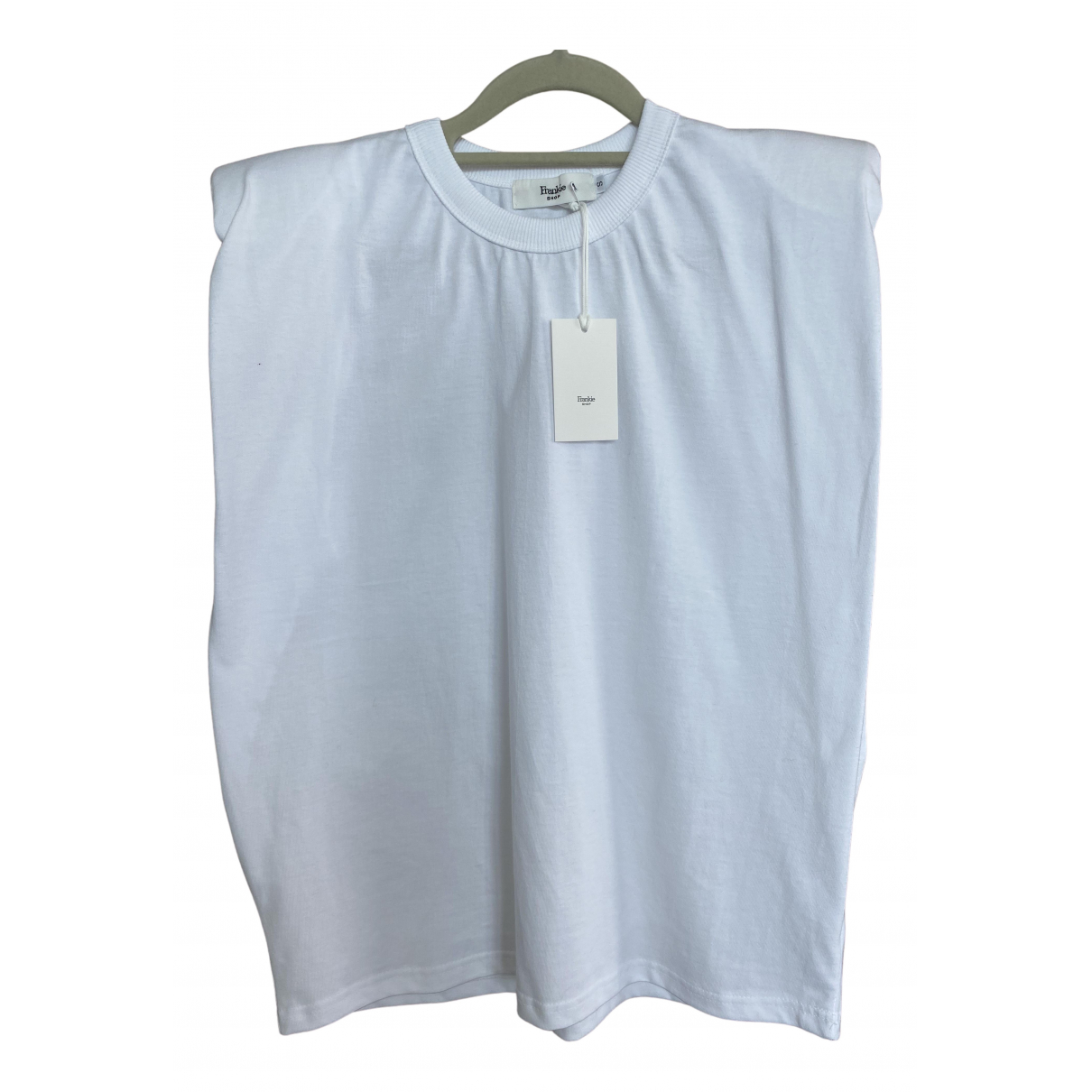 The Frankie Shop \N White Cotton  top for Women S International
