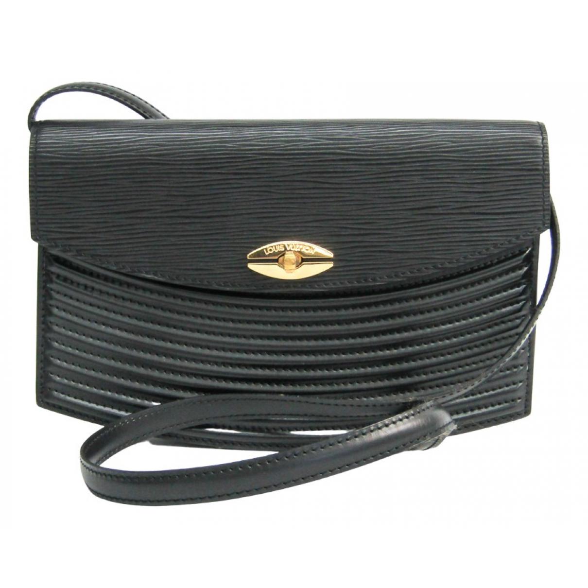 Bandolera de Cuero Louis Vuitton