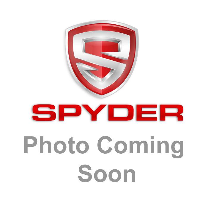 Spyder Auto ALT-YD-DRAM02V3-LBLED-RC Version 3 Light Bar LED Tail Light Red Clear Dodge Ram 1500 | 2500 | 3500 02-06