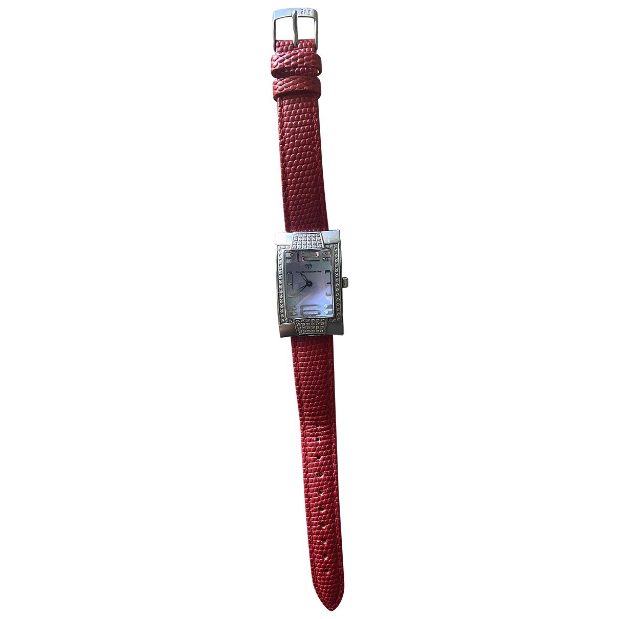 Technomarine, Geneve \N Uhr in  Silber Stahl