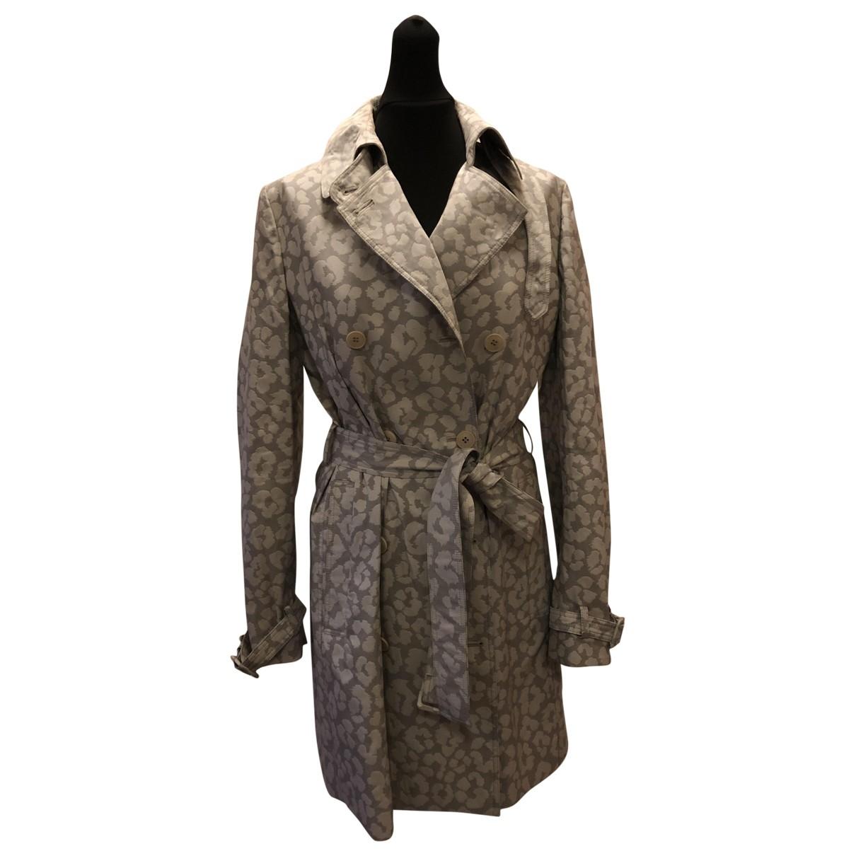 Stella Mccartney \N Trench in  Grau Polyester