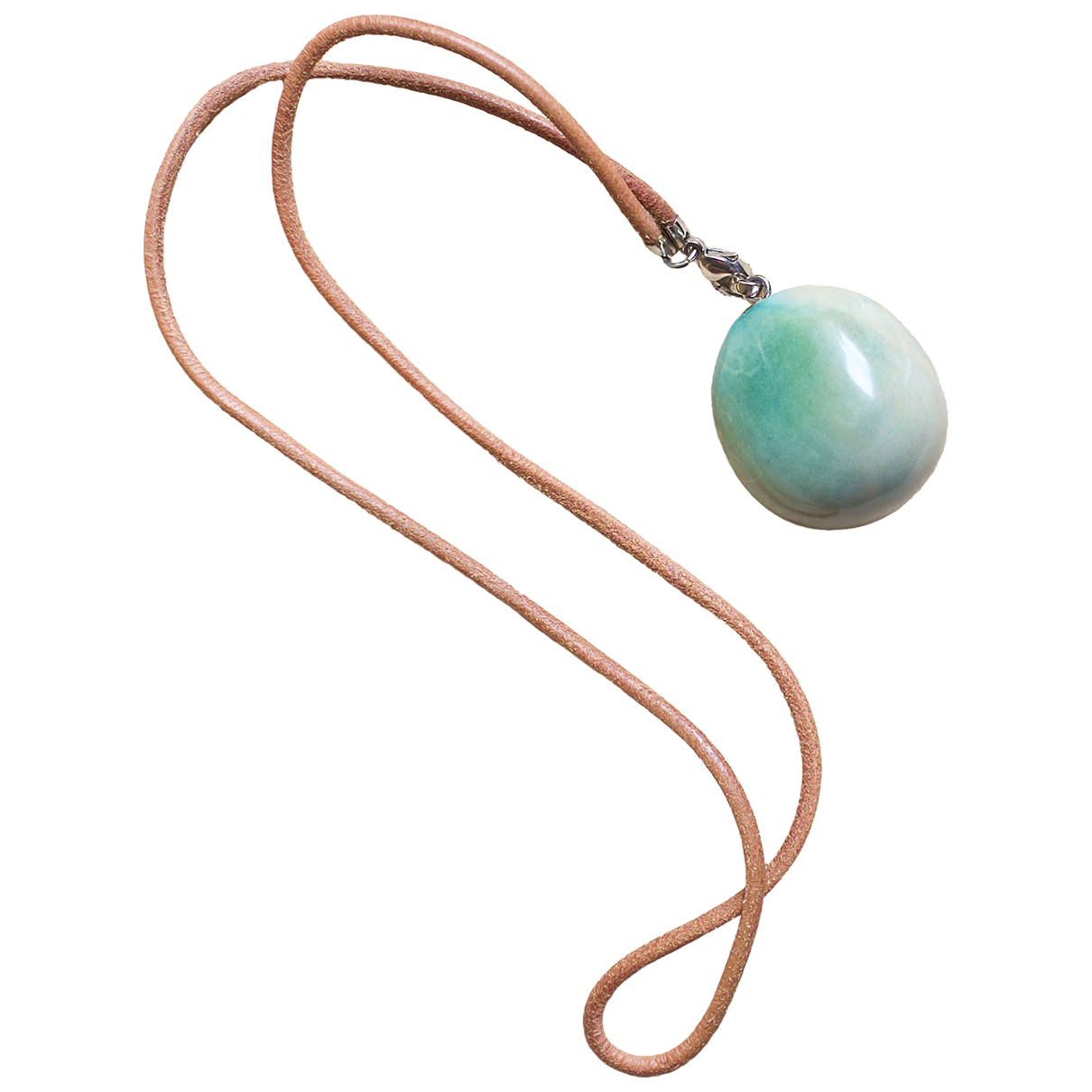 Hermes - Collier   pour femme en jade - vert