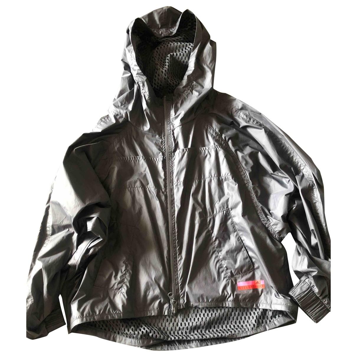 Stella Mccartney Pour Adidas - Veste   pour femme - gris