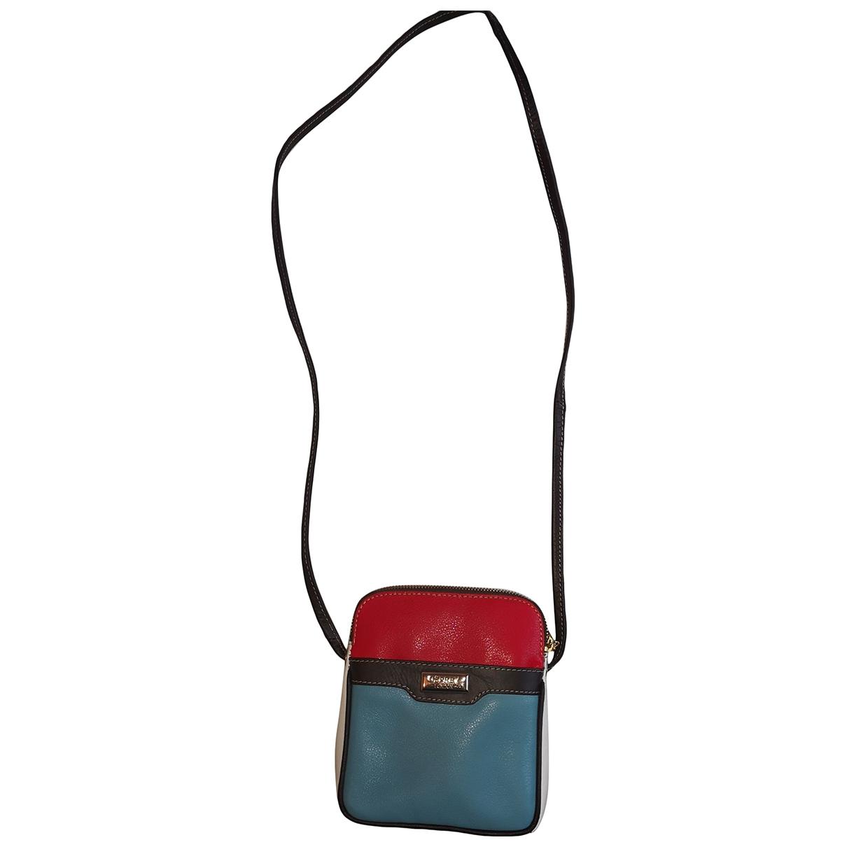 Osprey \N Handtasche in  Bunt Leder