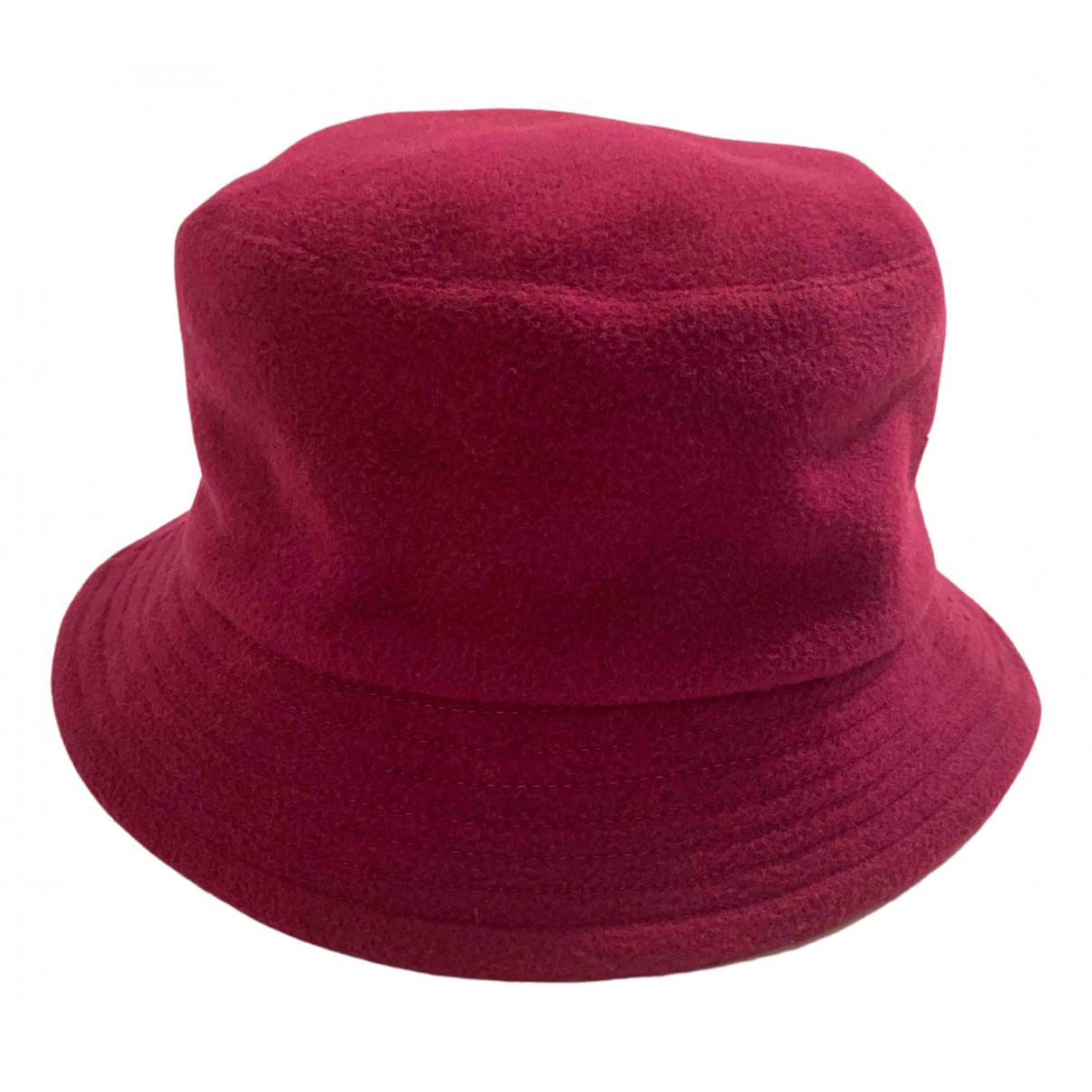 Versace - Chapeau   pour femme en laine - violet