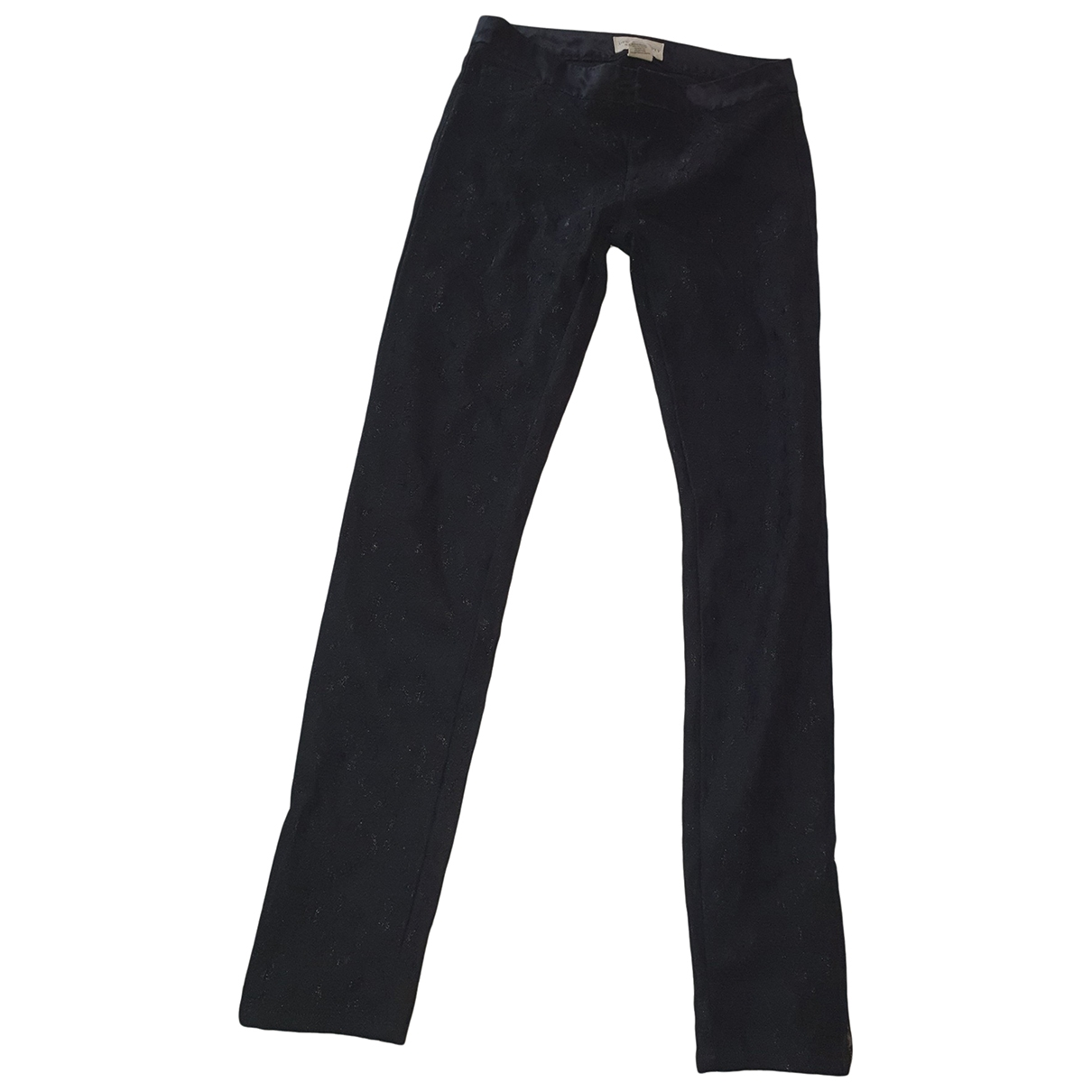 Ralph Lauren \N Black Trousers for Women XS International