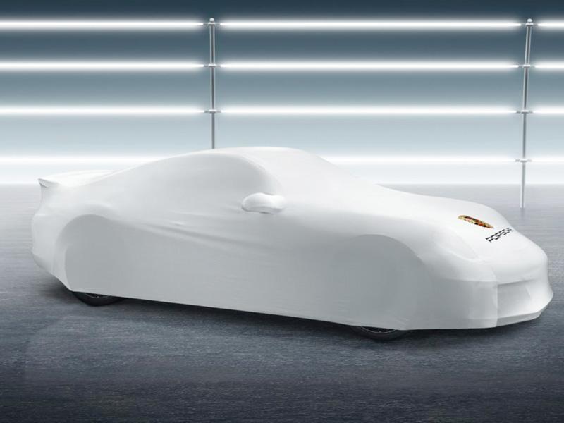 Porsche Tequipment Indoor Car Cover