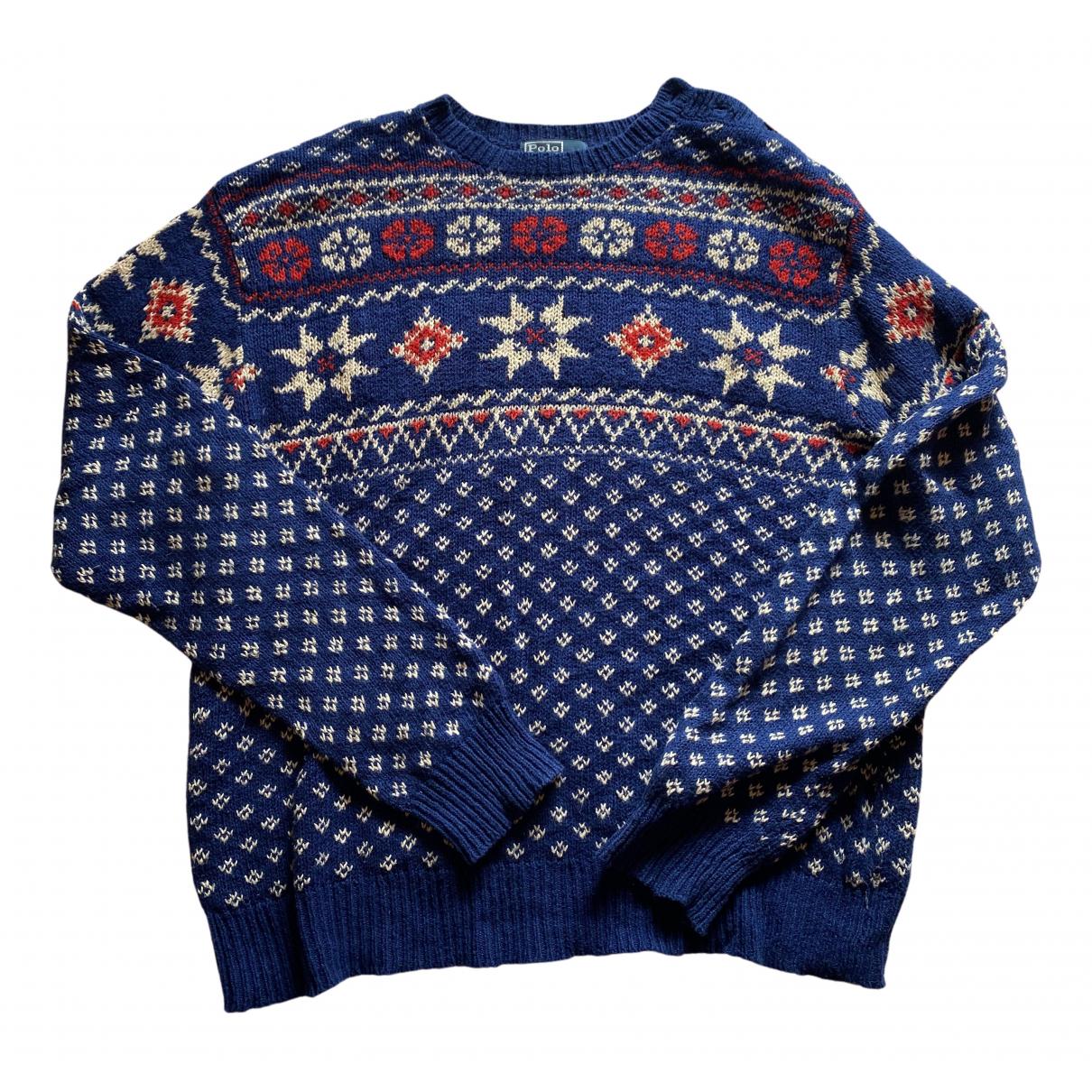 Polo Ralph Lauren \N Pullover.Westen.Sweatshirts  in  Bunt Baumwolle