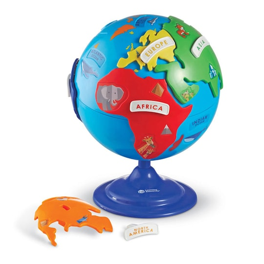 Learning Resources® Puzzle Globe   Michaels®