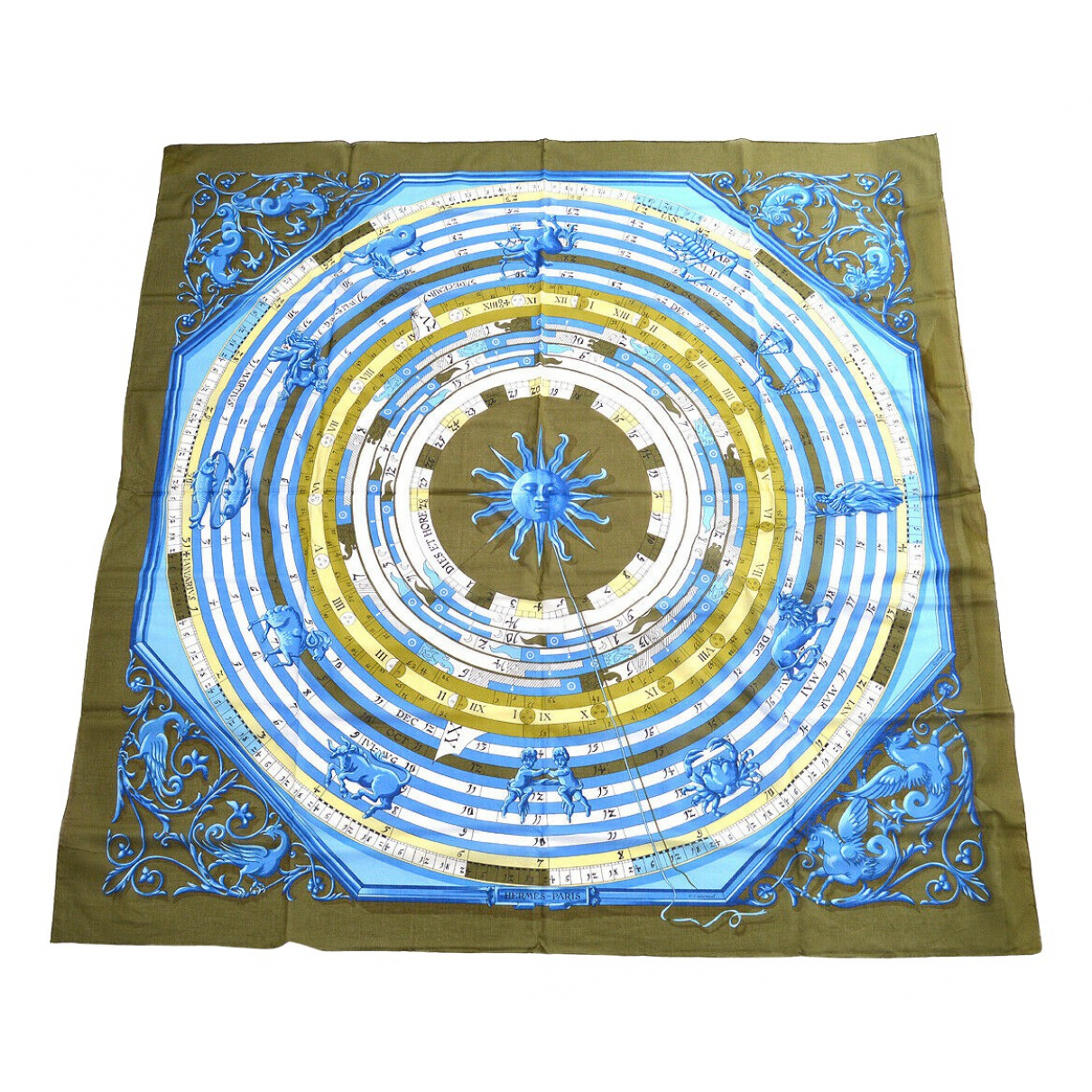 Pañuelo Carre Geant silk 140 Hermes