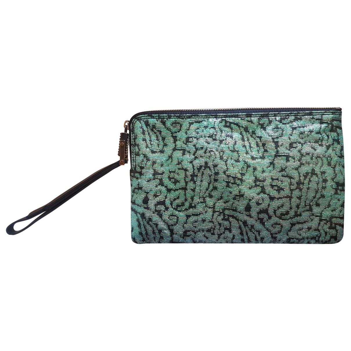 Lanvin \N Multicolour Cloth Clutch bag for Women \N