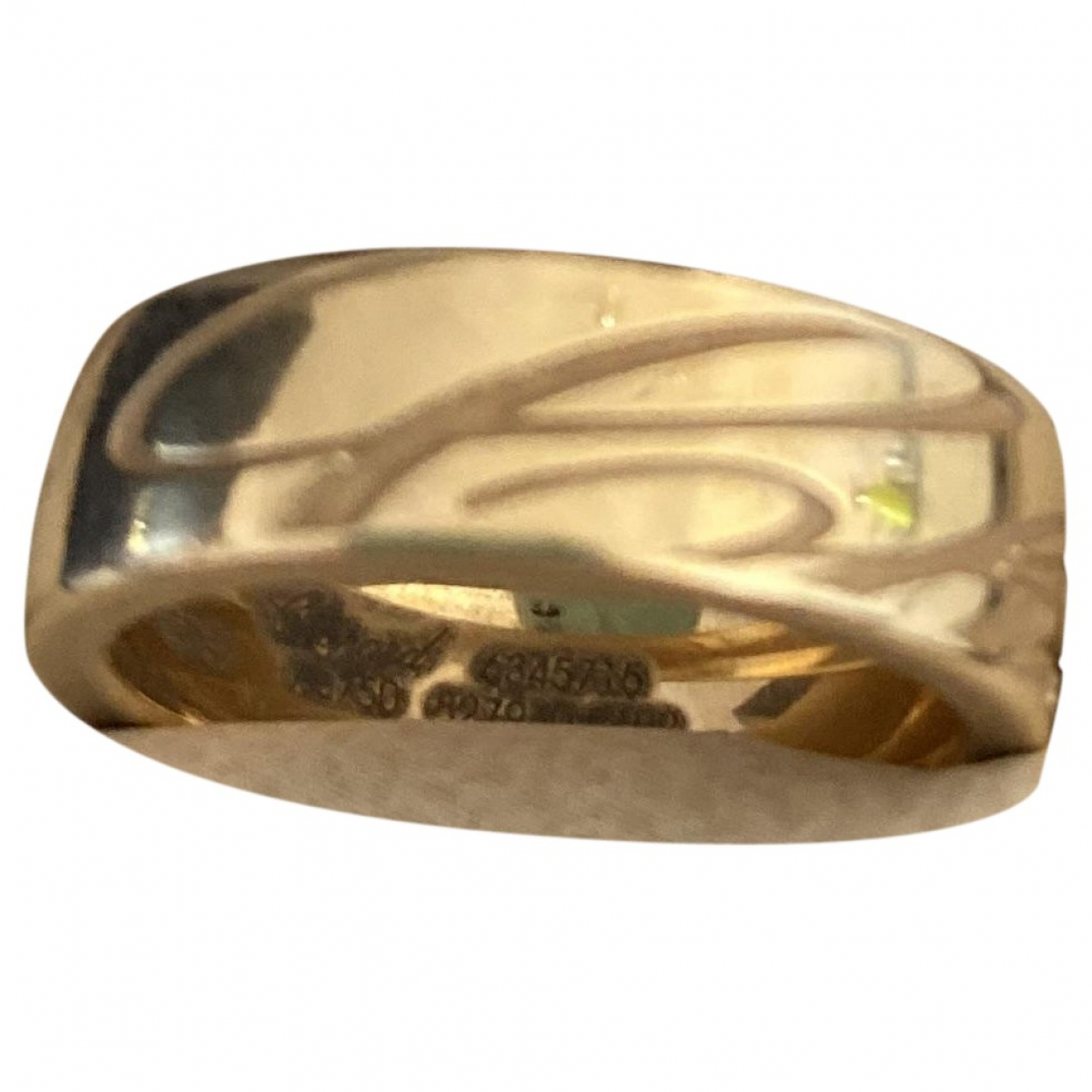 Anillo Chopardissimo de Oro amarillo Chopard