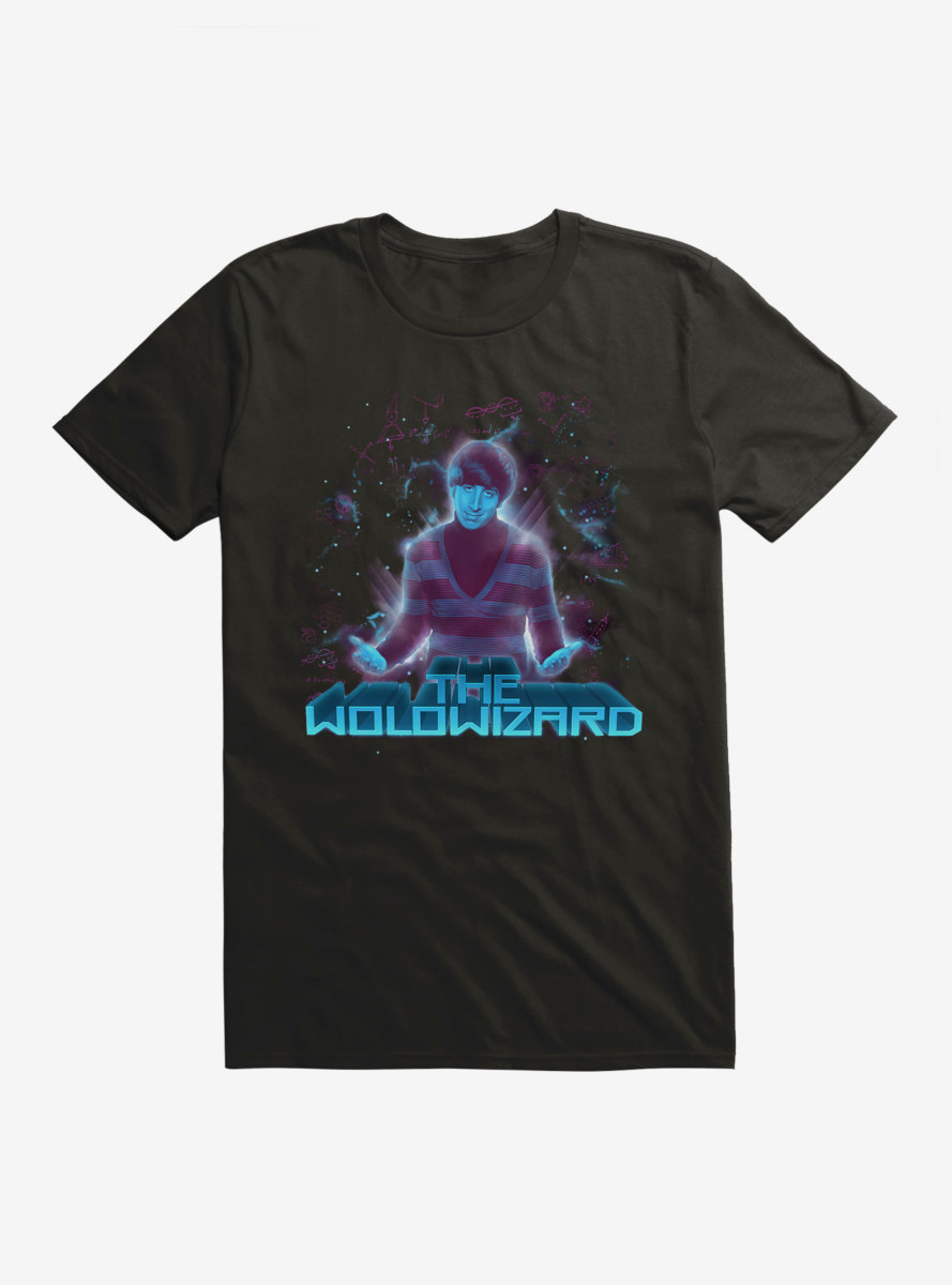 The Big Bang Theory Howard Wolowitz The Wolowizard T-Shirt
