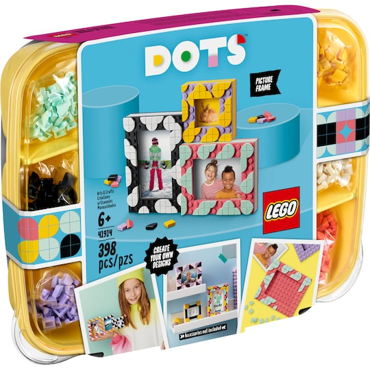 Lego® Dots™ Picture Frame Kit | Michaels®