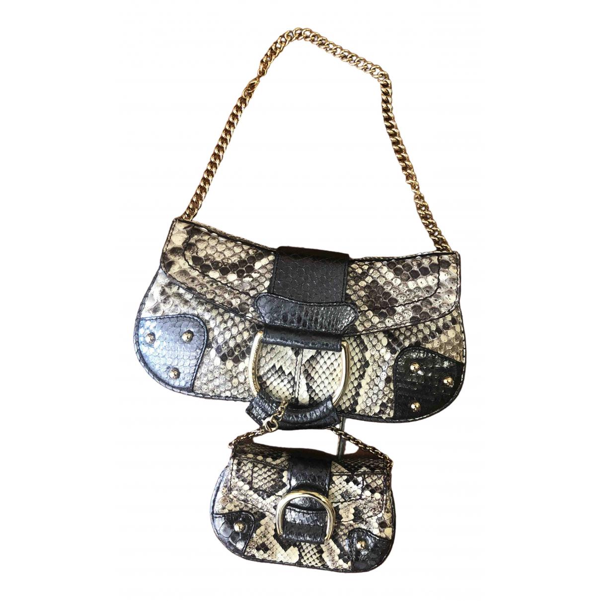 Dolce & Gabbana \N Python Clutch bag for Women \N