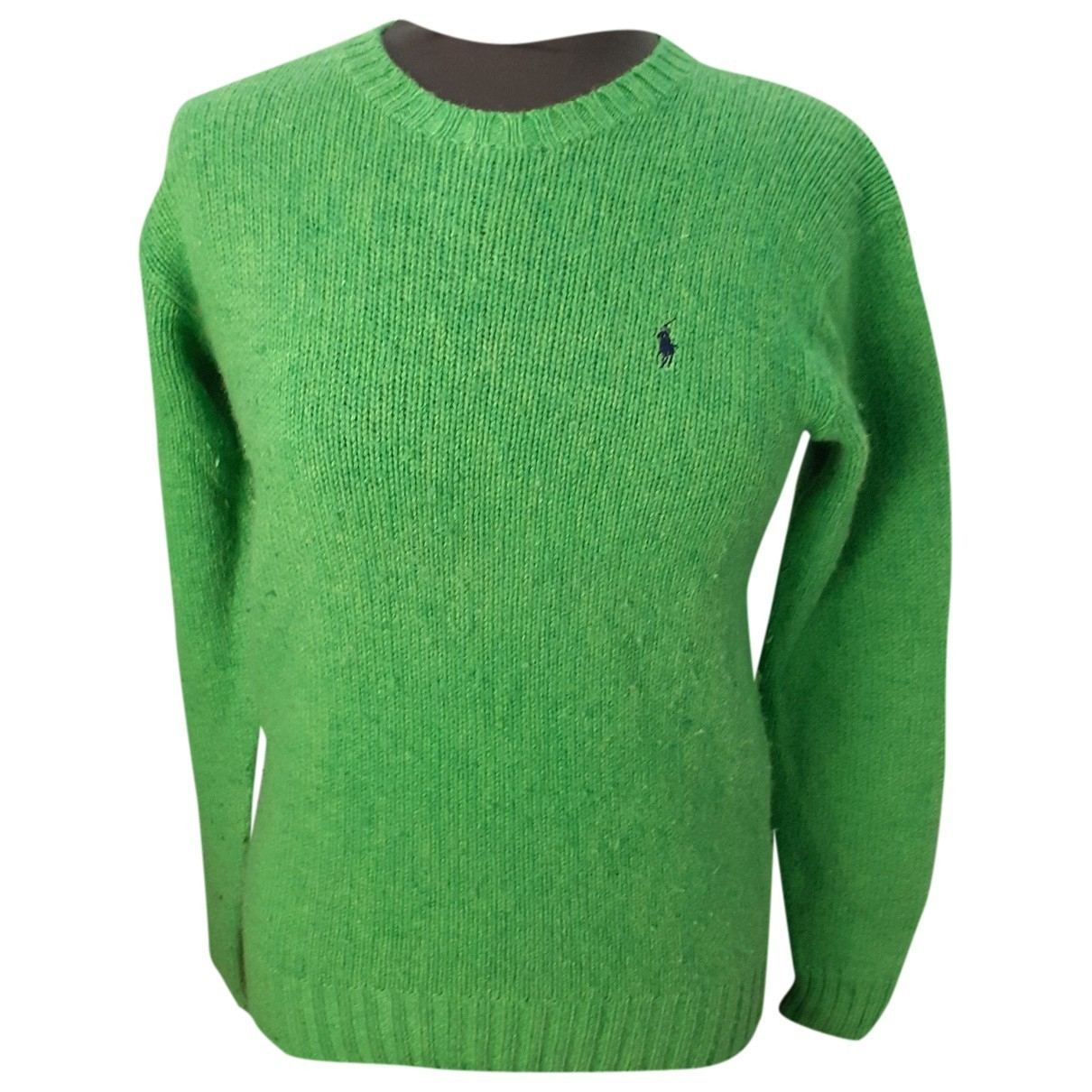 Polo Ralph Lauren \N Pullover in  Gruen Wolle