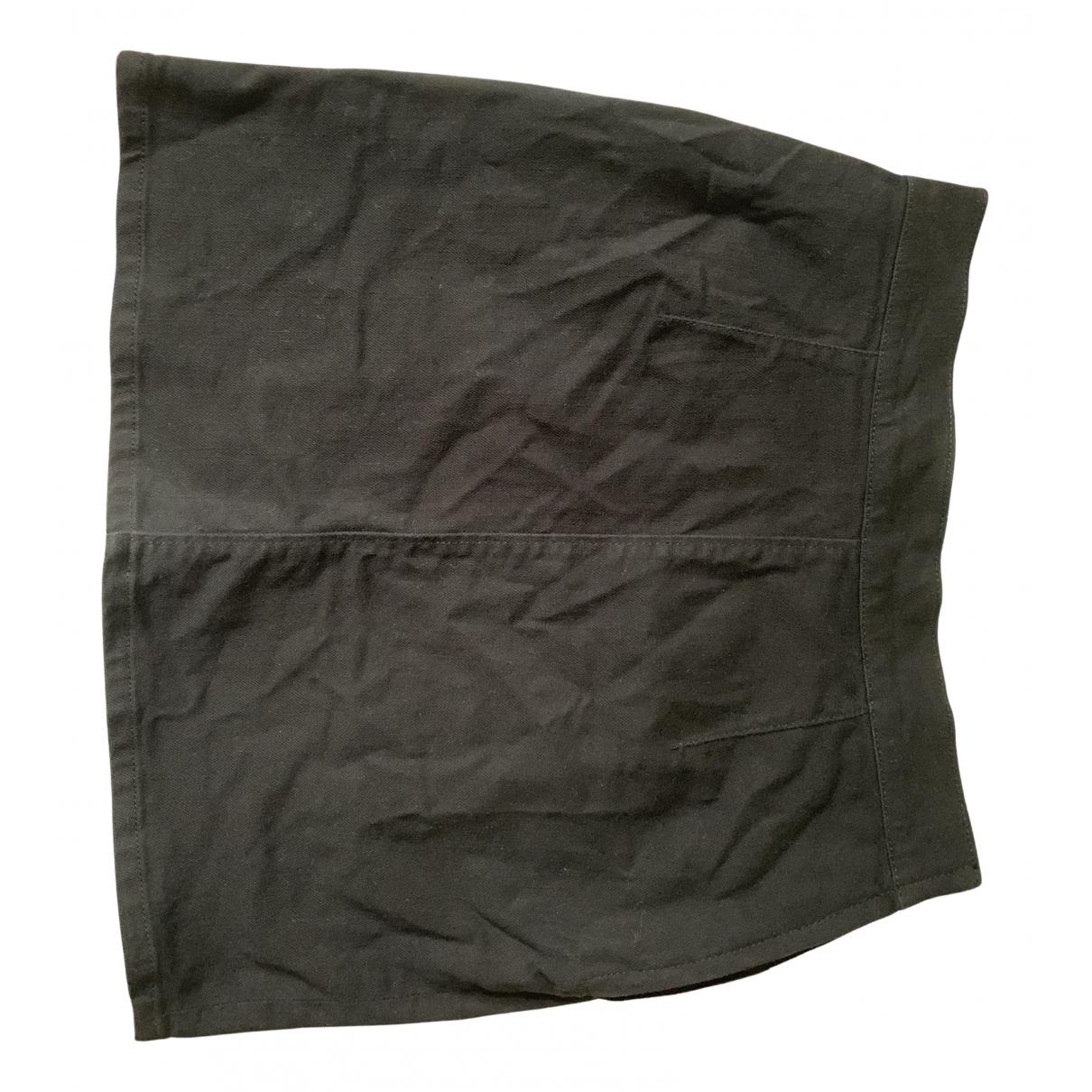Fiorucci - Jupe   pour femme en coton - noir