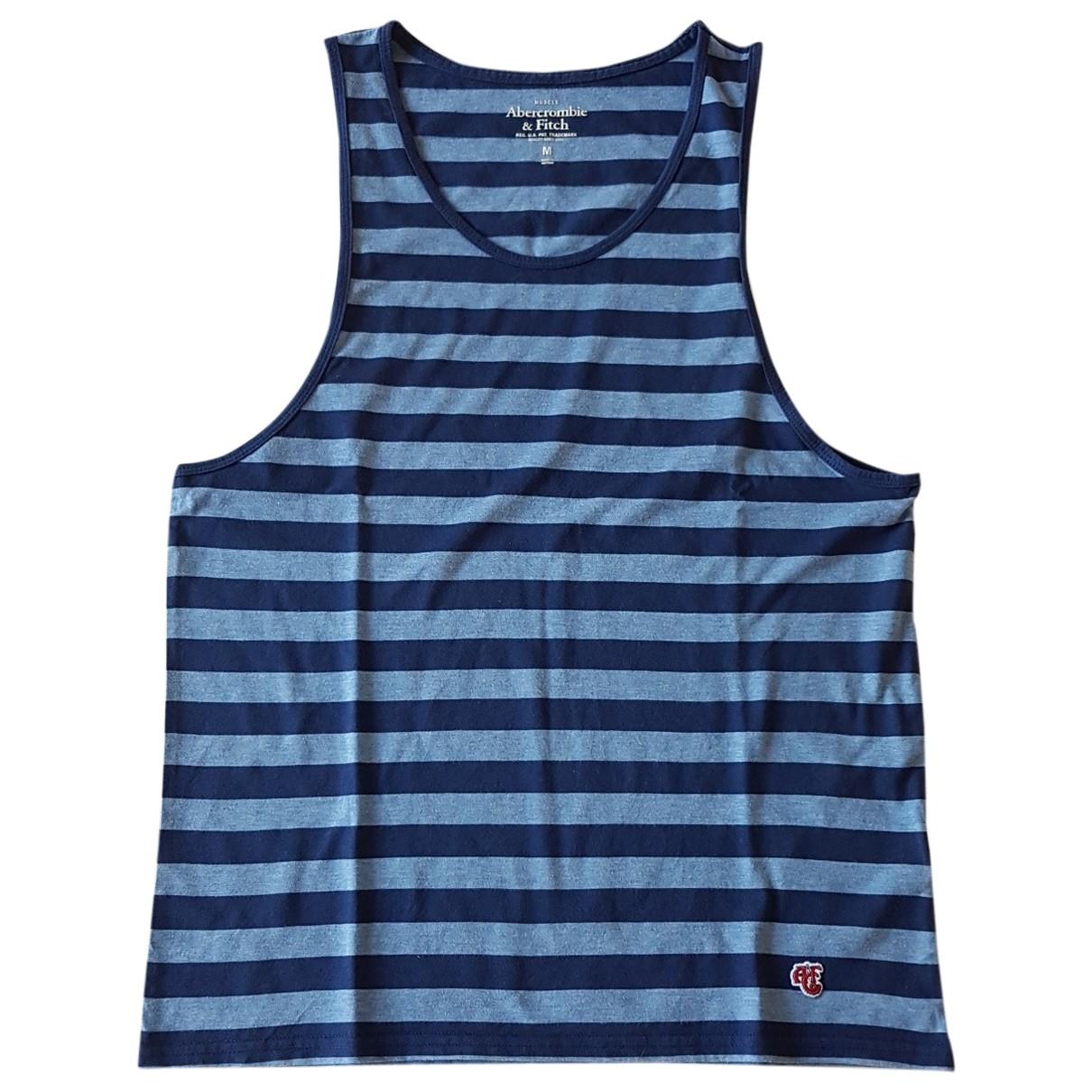 Abercrombie & Fitch \N Multicolour Cotton T-shirts for Men M International