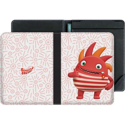 tolino vision 4 HD eBook Reader Huelle - Sorgenfresser Flamm von Sorgenfresser
