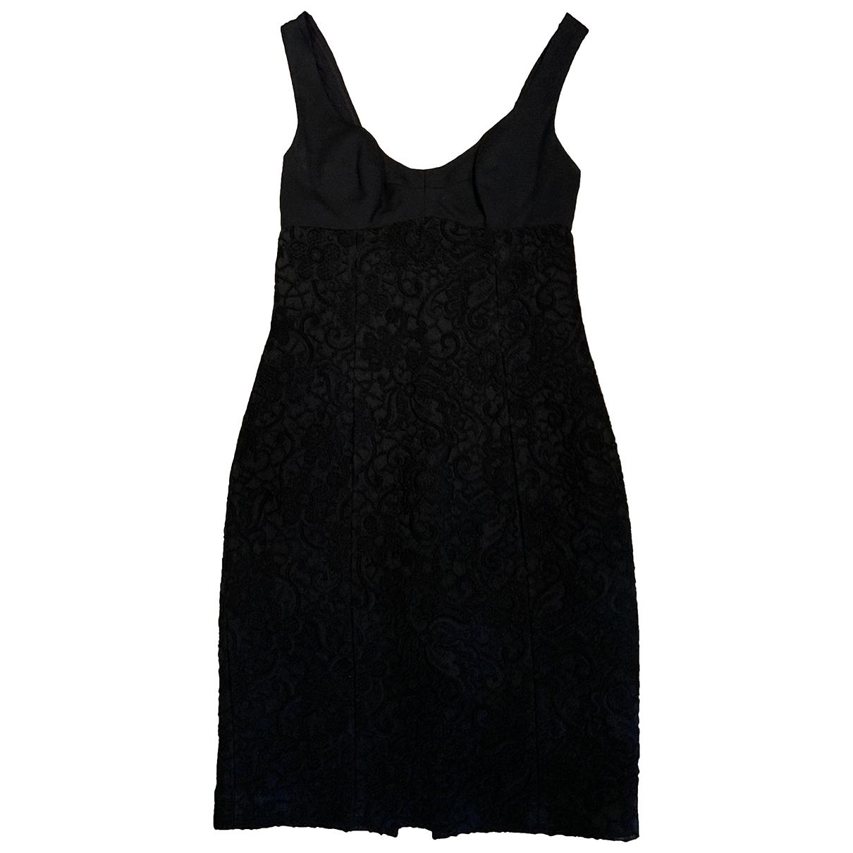 La Perla \N Kleid in  Schwarz Spitze