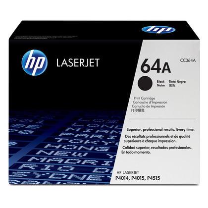 HP 64A CC364A Original Black Toner Cartridge