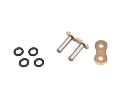 Fire Power Parts 692-5703G X-Ring Rivet Master Link 530 Gold
