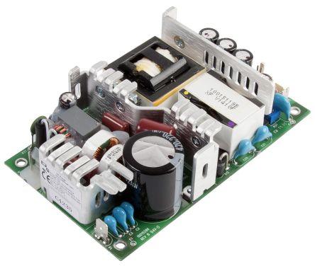 XP Power , 250W AC-DC Converter, 12V dc, Open Frame, Medical Approved